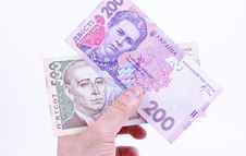 Free Ukrainian Money Stock Photos - 19430393