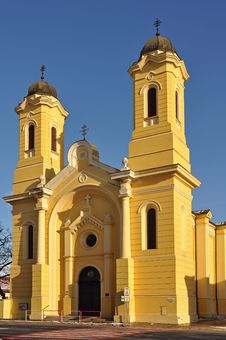 Free Church In Kosice Royalty Free Stock Photos - 19431388