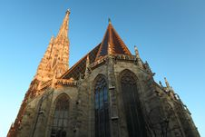 Free St. Stephan Cathedral In Vienna. Stock Photography - 19432512