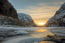 Free Norwegian Morain Stock Image - 19432881