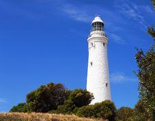 Free Lighthouse White Stock Photos - 19434903