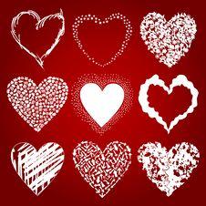 Love Icon3 Royalty Free Stock Photo