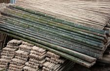 Free Bamboo Clapper Stock Image - 19436781