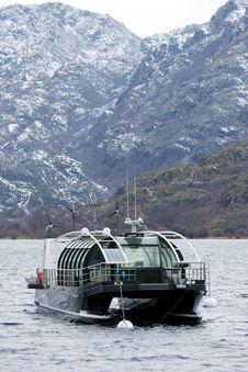 Scenic Cruise Royalty Free Stock Photos