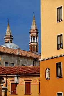 Free Architecture Details Of Padova Royalty Free Stock Photography - 19439407