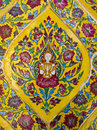 Free Colorful Antique Artwork Of God Stock Photo - 19442180