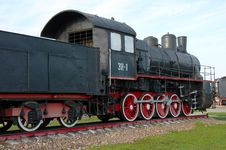 Free Steam Locomotive Stock Photos - 19440003