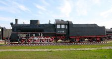 Free Steam Locomotive Royalty Free Stock Photos - 19440008