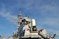 Free American Armed Ship Royalty Free Stock Image - 19440046