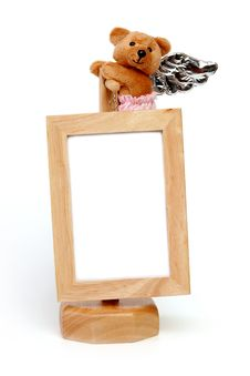 Free Wood Frame Of Picture Stock Photo - 19440850