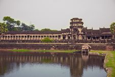 Free Angkor Wat Stock Photo - 19441490