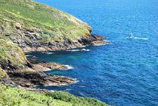 Free Cornish Cliffs Stock Images - 19442084