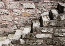 Free Stone Stairs - RAW Format Stock Photos - 19443613