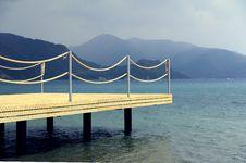 Free Pier Stock Image - 19444341
