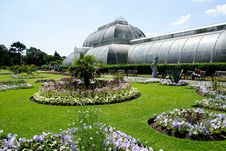 A Greenhouse At Kew Royalty Free Stock Photo