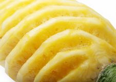 Free Pineapple Close-up Stock Image - 19445081