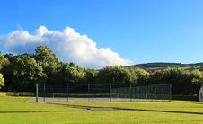 Free A Tennis Court Stock Photo - 19445270