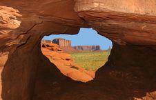 Free Monument Valley, Arizona Royalty Free Stock Image - 19447646