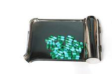 Free Antibiotic Capsule Royalty Free Stock Images - 19448139