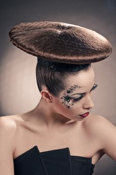 Free Disc Coiffure Royalty Free Stock Images - 19448279