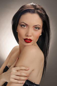 Free Alluring Lips Stock Photos - 19448293