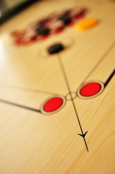 Free Carrom Board Royalty Free Stock Images - 19448889