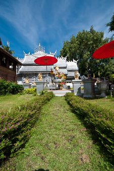 Free Thai Temple Stock Images - 19448924