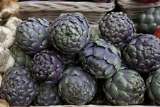 Free Artichokes Royalty Free Stock Photos - 19449278