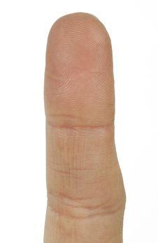 Free Finger Stock Image - 19449371
