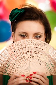 Free The Fan Stock Image - 19449761