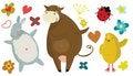 Free Farm Animals Stock Images - 19450804