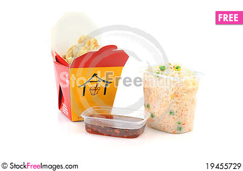 Free Chinese Cuisine Royalty Free Stock Images - 19455729