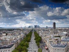Free La Defense, Paris Royalty Free Stock Images - 19451269