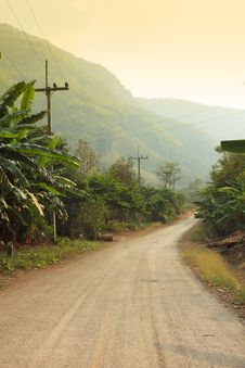 Free Country Road Royalty Free Stock Photos - 19451868