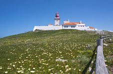 Free Roca Cape Lighthouse Royalty Free Stock Image - 19452146
