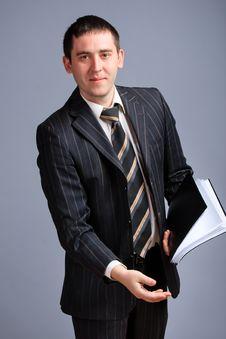 Free Businessman Royalty Free Stock Image - 19455156