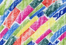 Free Pastel Stick Background Stock Photos - 19455433