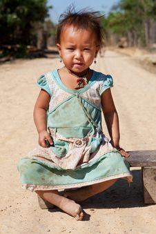 Free Portrait Asian Girl Stock Photos - 19455833