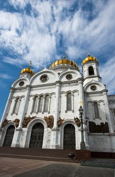 Free Cathedral Of Christ The Saviour Stock Image - 19457001