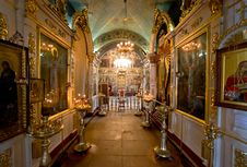 Free Old Orthodox Church Interiors Stock Photos - 19457063