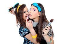Free Make Up Stock Image - 19457451