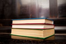 Free Books Royalty Free Stock Photography - 19458527