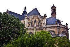 Free Paris Notre Dame Stock Photography - 19458572