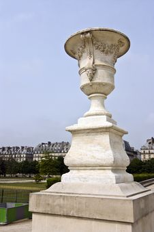 The Tuileries Royalty Free Stock Photos