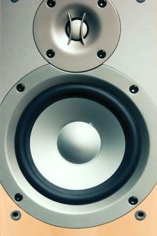 Free Loudspeaker Stock Image - 19458931