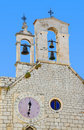 Free Church Of St. Barbara At Sibenik, Croatia Stock Image - 19462291