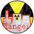 Free Nuclear Danger. Stock Photo - 19462330