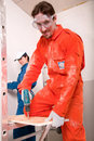 Free Construction Workers At Work Royalty Free Stock Photo - 19467775