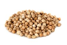 Free Chick Peas Royalty Free Stock Images - 19460079