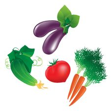 Free Vegetables Royalty Free Stock Photos - 19460938